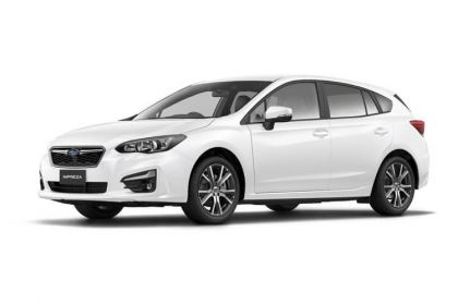 Lease Subaru Impreza car leasing