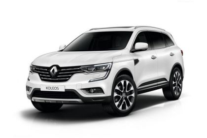 Lease Renault Koleos car leasing