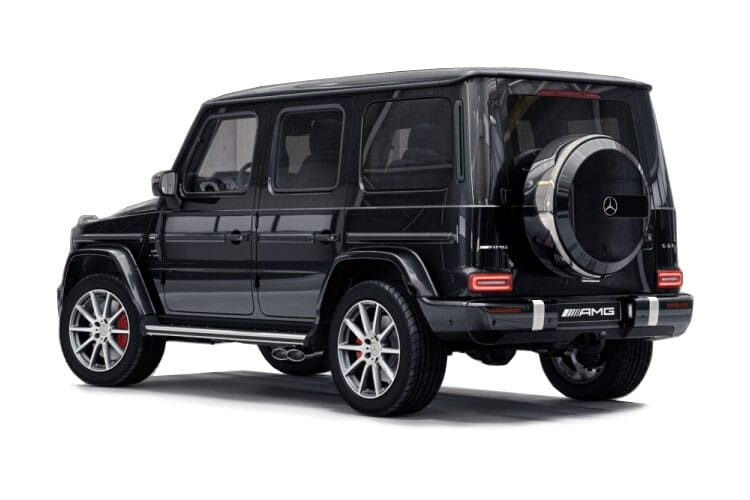 Mercedes-Benz G Class G350 SUV 3.0 d 286PS AMG Line 5Dr G-Tronic+ [Start Stop] back view