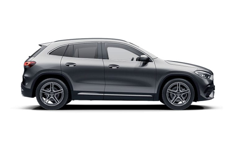 Mercedes-Benz GLA GLA200 SUV 1.3  163PS AMG Line Premium Plus 5Dr 7G-DCT [Start Stop] back view