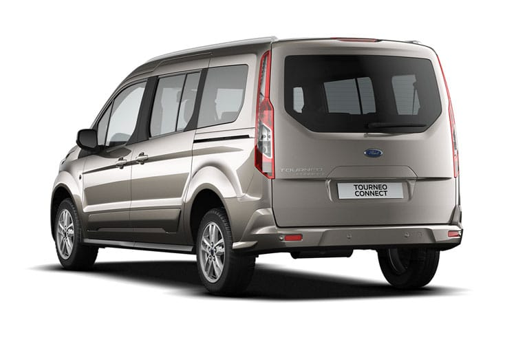Ford Tourneo Connect Grand Tourneo Connect M1 1.5 EcoBlue FWD 120PS Active MPV Auto [Start Stop] [7Seat] back view