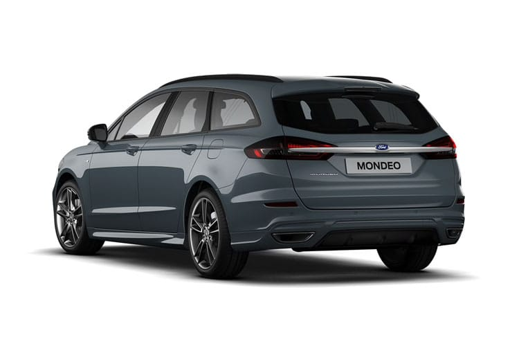 Ford Mondeo Estate 2.0 EcoBlue 190PS Titanium Edition 5Dr Auto [Start Stop] back view