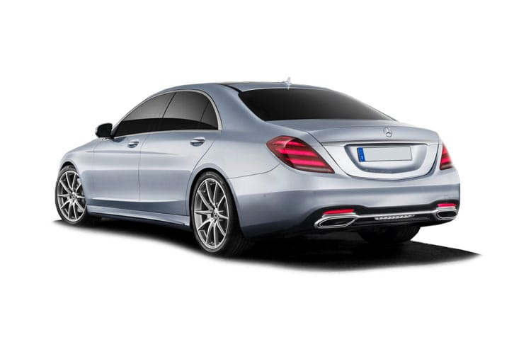 Mercedes-Benz S Class S560eL Saloon 3.0 h V6 PiH 13.5kWh 489PS Grand Edition Executive 4Dr G-Tronic [Start Stop] back view