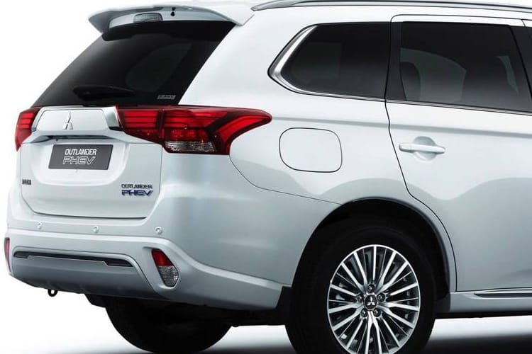Mitsubishi Outlander PHEV SUV 2.4 h TwinMotor 13.8kWh 224PS Exceed 5Dr CVT [Start Stop] detail view