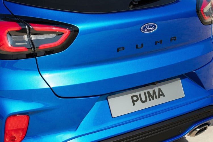 Ford Puma SUV 1.0 T EcoBoost MHEV 125PS ST-Line Vignale 5Dr Manual [Start Stop] detail view