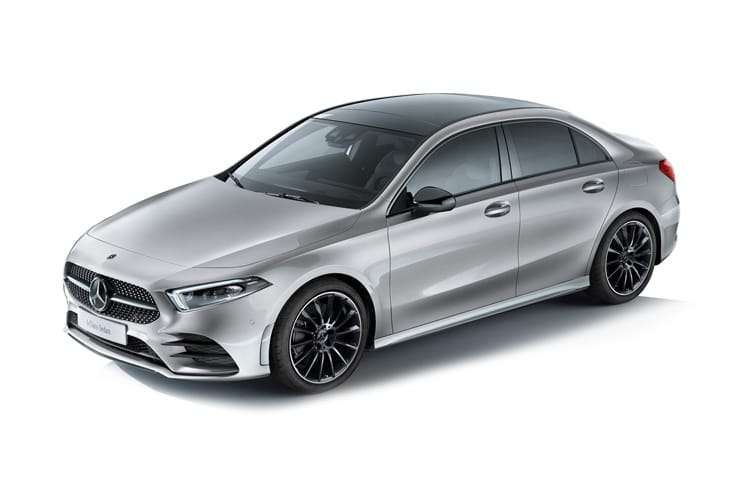 Mercedes-Benz A Class A250 Saloon 4Dr 2.0  224PS AMG Line Premium Plus 2 4Dr 7G-DCT [Start Stop] front view