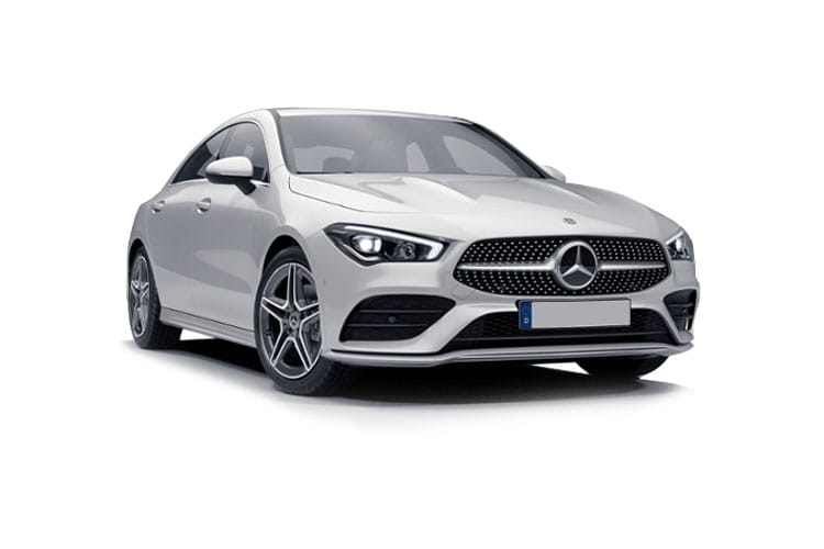 Mercedes-Benz CLA CLA250 Coupe 4Dr 2.0  224PS AMG Line Premium 4Dr 7G-DCT [Start Stop] front view