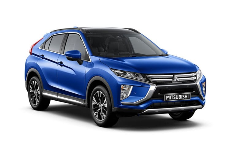 Mitsubishi Eclipse Cross SUV 4wd 1.5 T 163PS Dynamic 5Dr CVT [Start Stop] front view