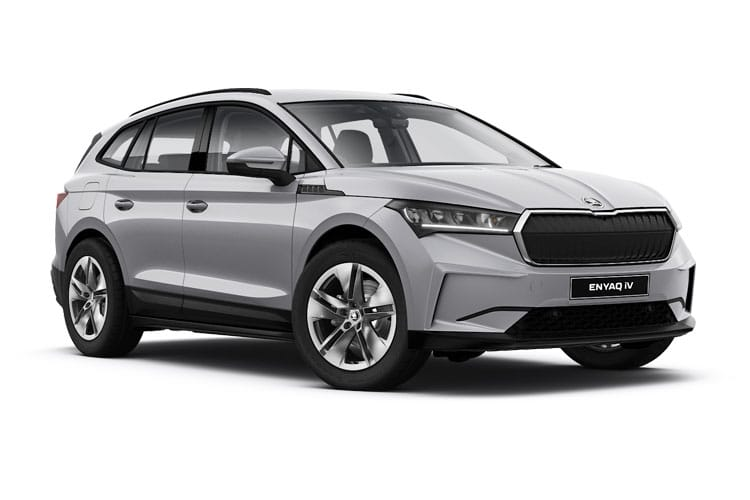 Skoda Enyaq iV 80 SUV Elec 82kWh 150KW 204PS  5Dr Auto [Suite] front view