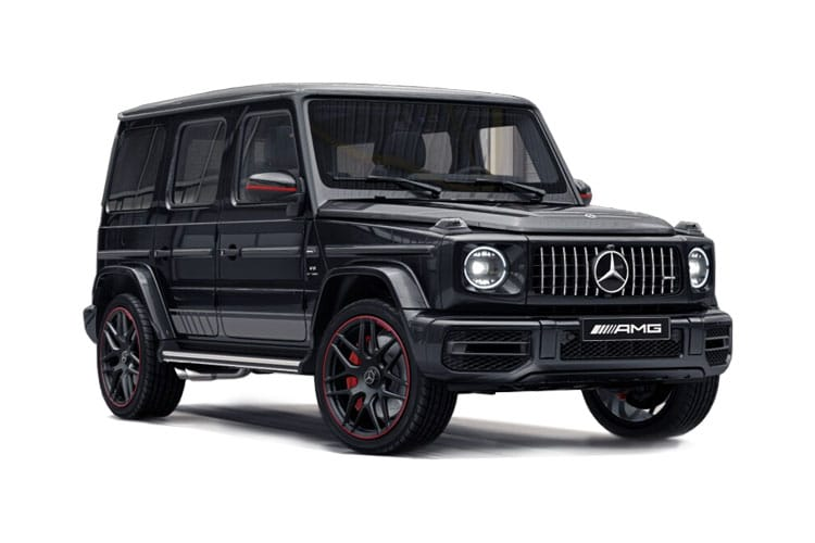 Mercedes-Benz G Class G350 SUV 3.0 d 286PS AMG Line 5Dr G-Tronic+ [Start Stop] front view