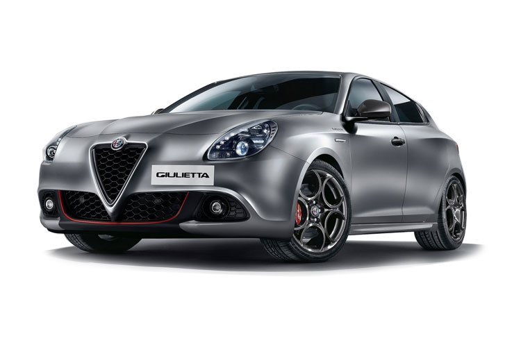 Alfa Romeo Giulietta Hatch 5Dr 1.6 JTDM-2 120PS Super 5Dr Manual [Start Stop] front view