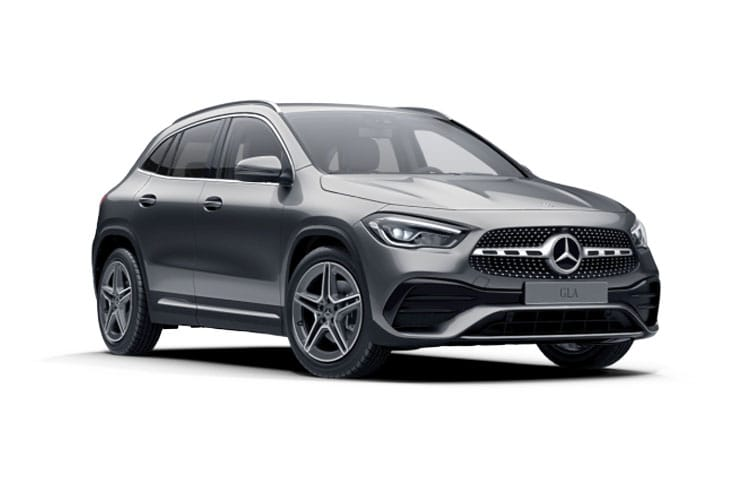 Mercedes-Benz GLA GLA200 SUV 1.3  163PS AMG Line Premium Plus 5Dr 7G-DCT [Start Stop] front view