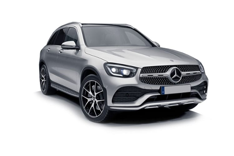 Mercedes-Benz GLC GLC220 SUV 4MATIC 2.1 d 170PS AMG Line Premium 5Dr G-Tronic [Start Stop] front view