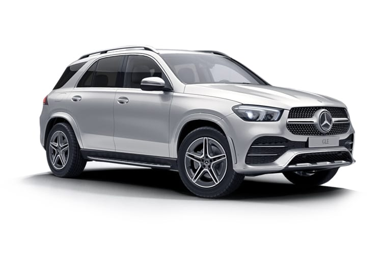 Mercedes-Benz GLE GLE350 SUV 4MATIC 3.0 d 272PS AMG Line Executive 5Dr G-Tronic [Start Stop] front view