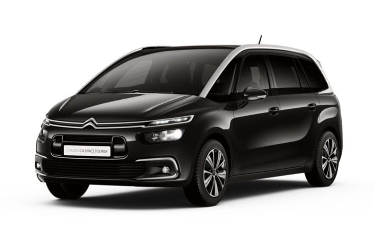 Citroen C4 SpaceTourer Grand C4 SpaceTourer MPV 1.2 PureTech 130PS Sense 5Dr Manual [Start Stop] front view
