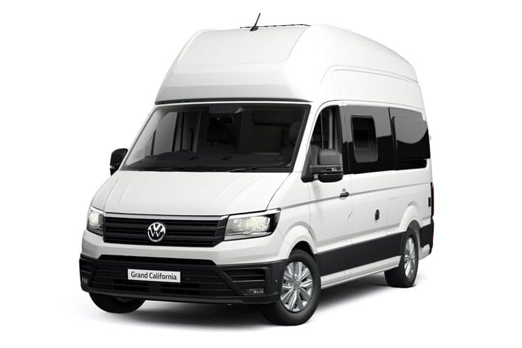 Volkswagen Grand California 680 2.0 TDI FWD 177PS  Camper Auto [Start Stop] front view