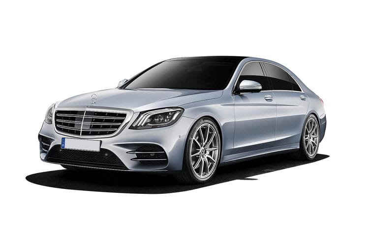 Mercedes-Benz S Class S560eL Saloon 3.0 h V6 PiH 13.5kWh 489PS Grand Edition Executive 4Dr G-Tronic [Start Stop] front view