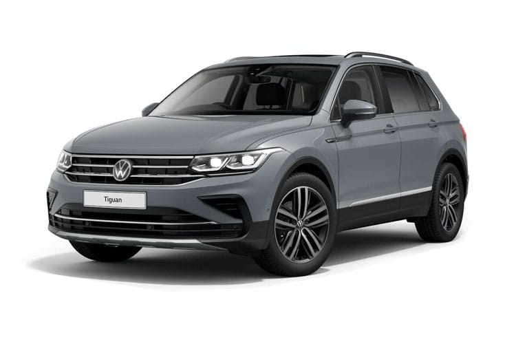 Volkswagen Tiguan SUV 4Motion SWB 2.0 TSI 320PS R 5Dr DSG [Start Stop] front view