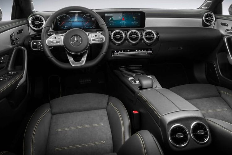 Mercedes-Benz A Class A180 Hatch 5Dr 1.5 d 116PS Sport Executive 5Dr 7G-DCT [Start Stop] inside view