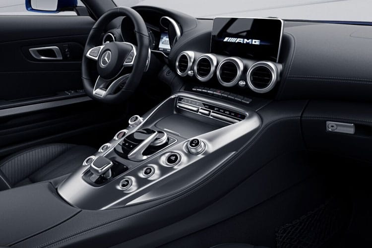 Mercedes-Benz AMG GT AMG GT Roadster 4.0 V8 BiTurbo 557PS C 2Dr SpdS DCT [Start Stop] inside view