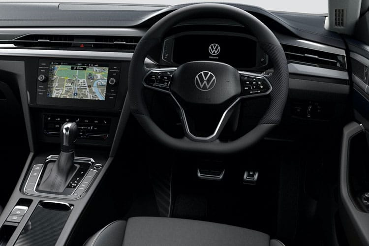 Volkswagen Arteon Fastback 5Dr 2.0 TDI 150PS Elegance 5Dr Manual [Start Stop] inside view