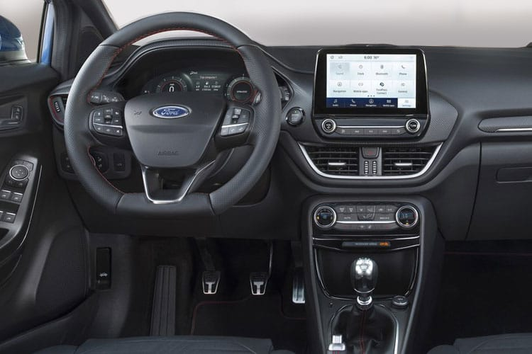 Ford Puma SUV 1.0 T EcoBoost MHEV 125PS ST-Line Vignale 5Dr Manual [Start Stop] inside view